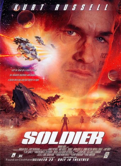 Soldier - Movie Poster