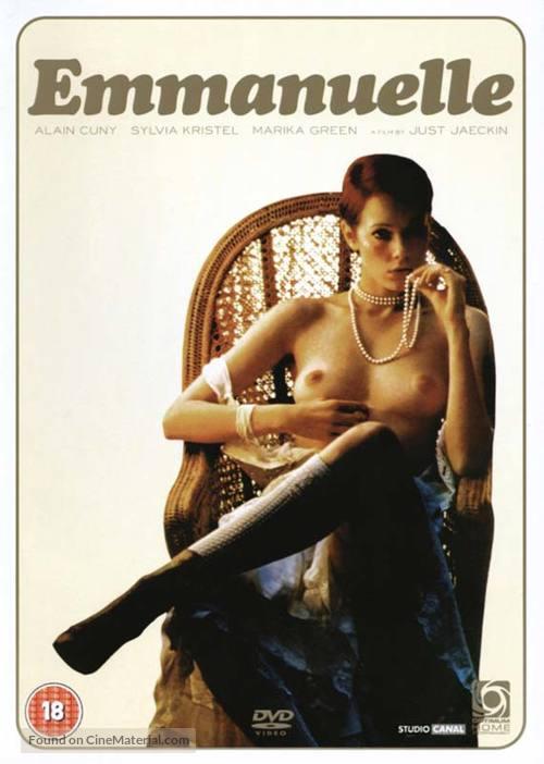 Emmanuelle - British Movie Cover
