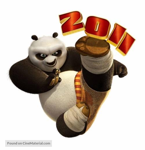 Kung Fu Panda 2 - Key art