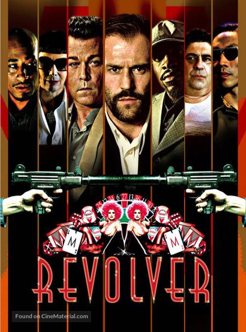 Revolver - Movie Poster