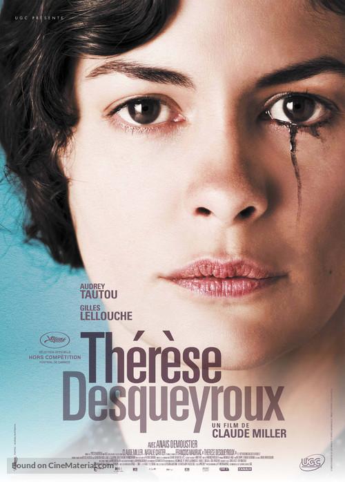 Thérèse Desqueyroux - French Movie Poster