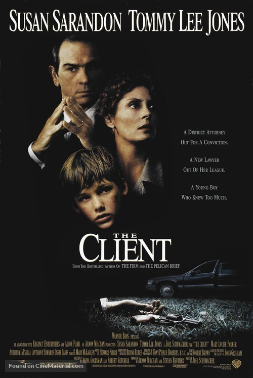 The Client - Movie Poster