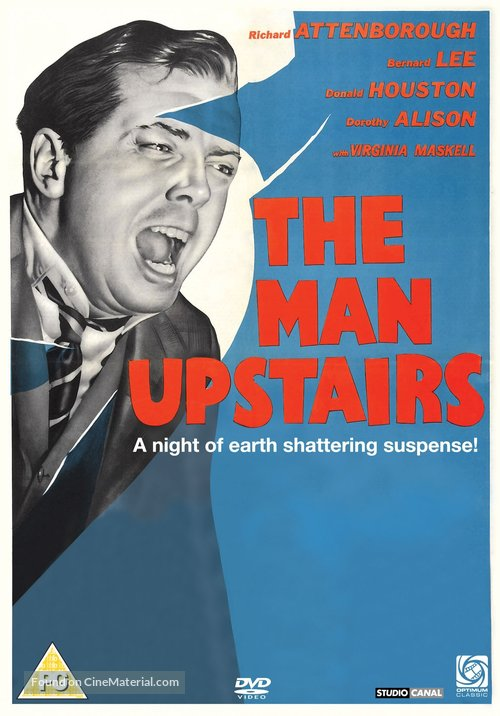 The Man Upstairs - British Movie Cover