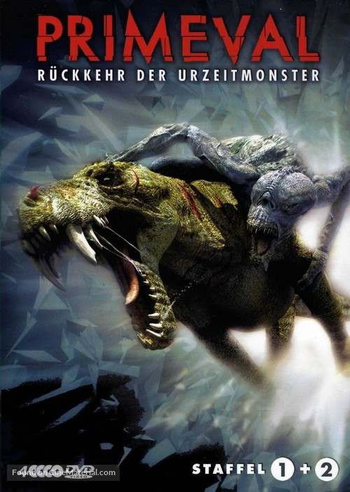 """Primeval"" - German Movie Cover"