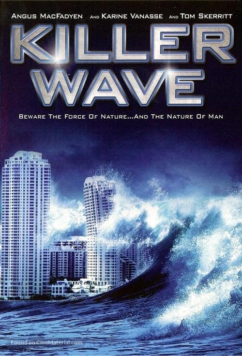 """""""Killer Wave"""" - DVD movie cover"""
