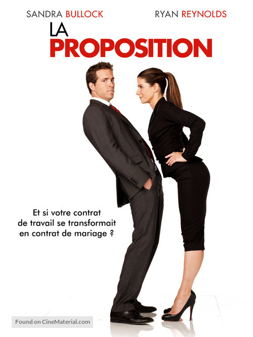 The Proposal 2009 Movie Posters