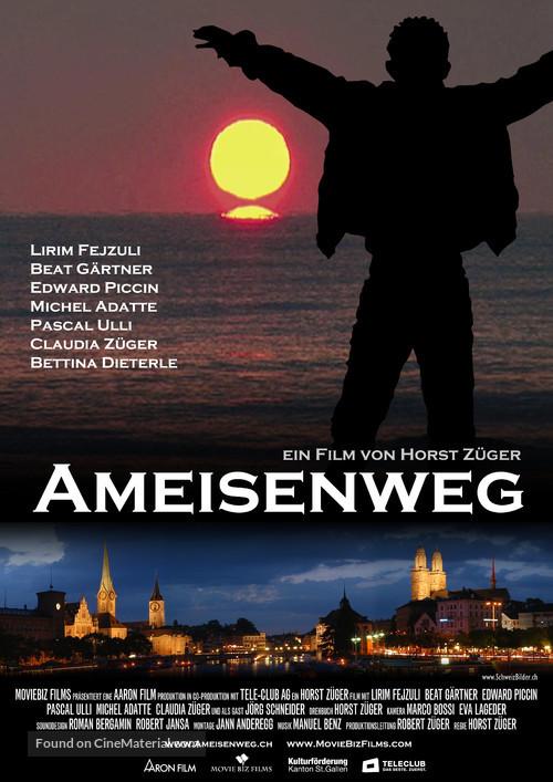 Ameisenweg - Swiss Movie Poster