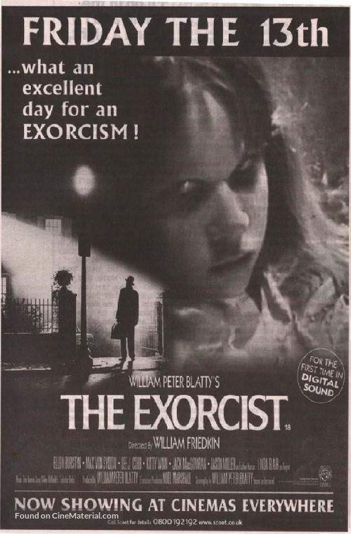 The Exorcist - Movie Poster