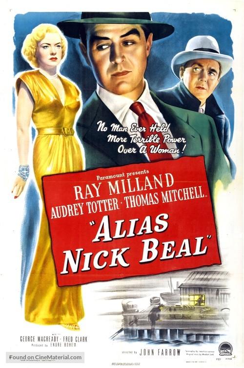 Alias Nick Beal - Movie Poster