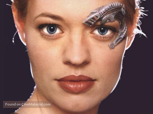 """Star Trek: Voyager"" - Key art"