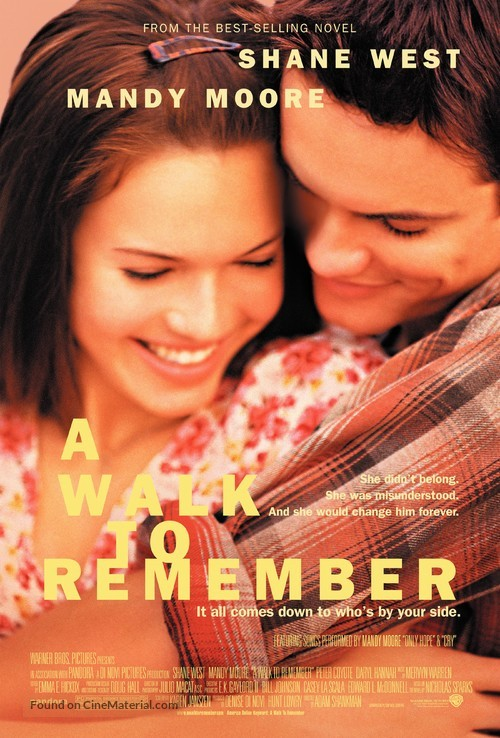A Walk to Remember - Movie Poster