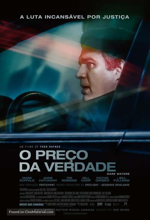 Dark Waters - Brazilian Movie Poster