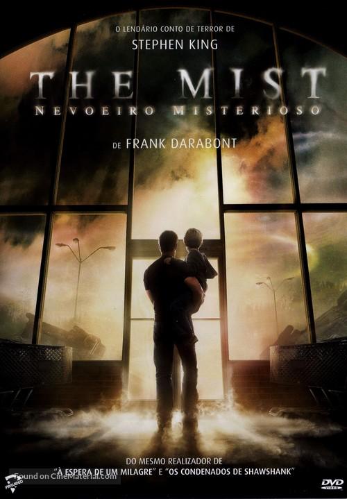 The Mist - Portuguese Movie Cover