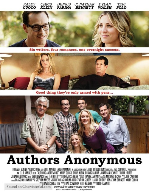 Authors Anonymous - Movie Poster