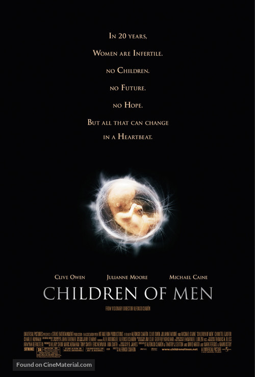 Children of Men - Movie Poster