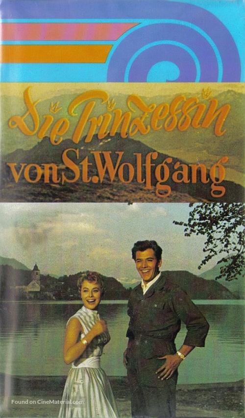 Die Prinzessin Von St. Wolfgang
