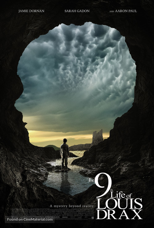The 9th Life of Louis Drax - Teaser movie poster
