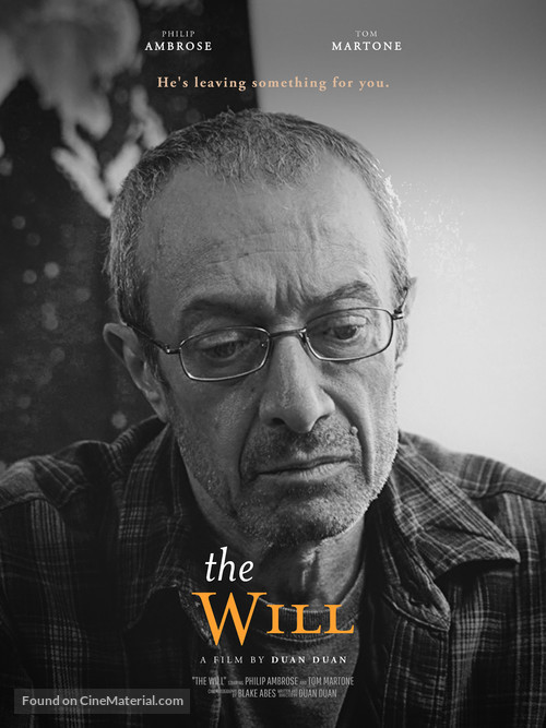 The Will - Movie Poster