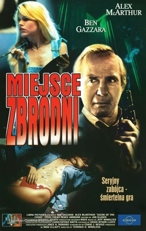 Ladykiller - Polish Movie Poster