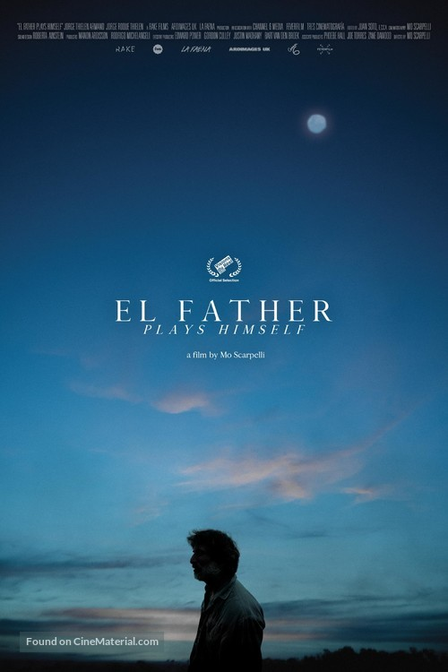 El Father Plays Himself - Venezuelan Movie Poster
