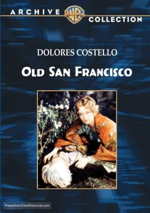 Old San Francisco - DVD movie cover