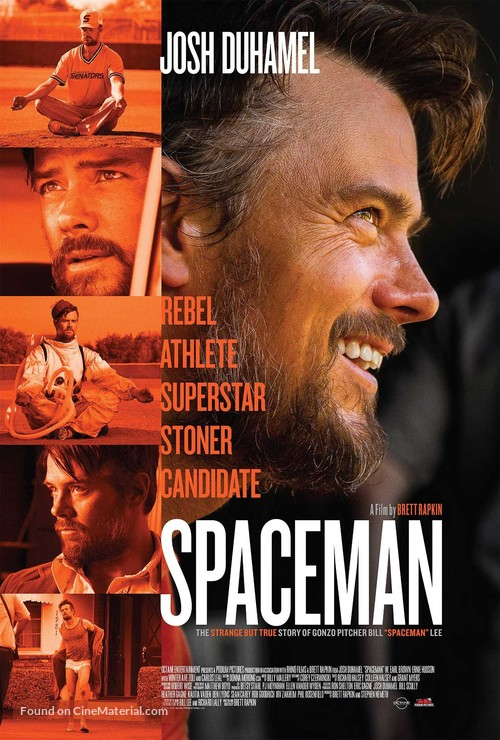 Spaceman - Movie Poster