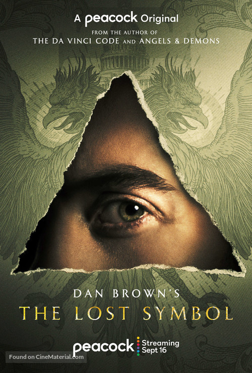 """""""The Lost Symbol"""" - Movie Poster"""