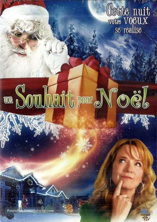 A Christmas Wish - French DVD movie cover