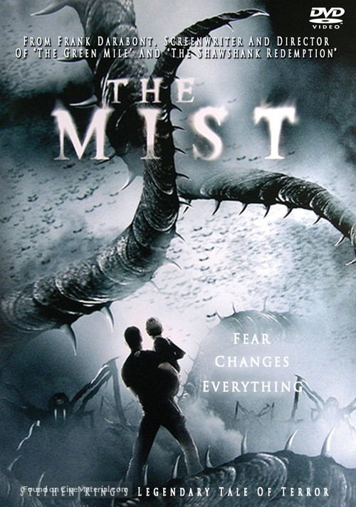 The Mist - Malaysian Movie Cover