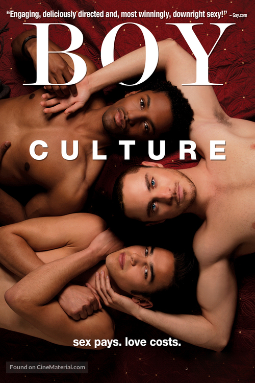 Boy Culture - DVD cover
