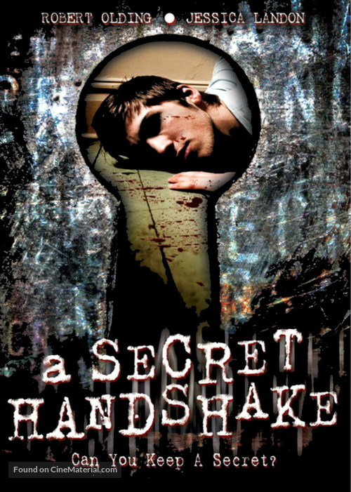 A Secret Handshake - poster