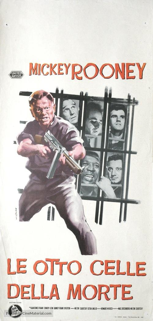 The Last Mile - Italian Movie Poster