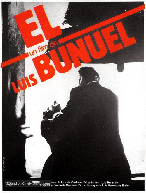El - French Movie Poster