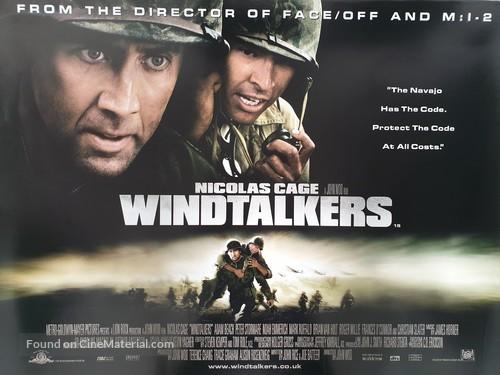 Windtalkers - British Movie Poster