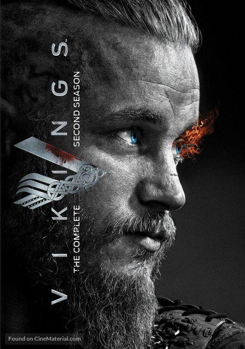 """Vikings"" - DVD movie cover"