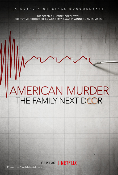 American Murder: The Family Next Door - Movie Poster
