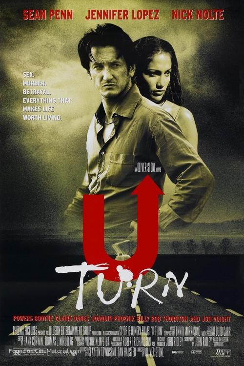 U Turn - Movie Poster