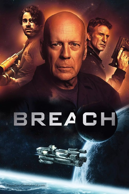 Breach - Video on demand movie cover