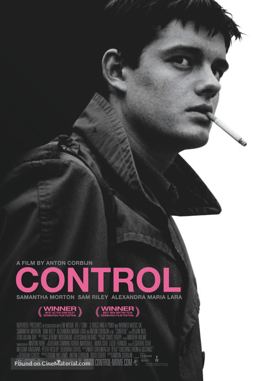 Control - Movie Poster