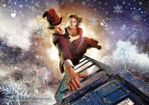 """Doctor Who"" - British Key art"
