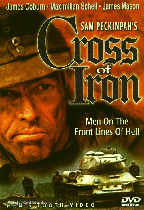 Cross Of Iron Movie