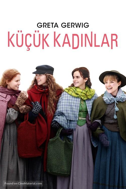 Little Women - Turkish Video on demand movie cover