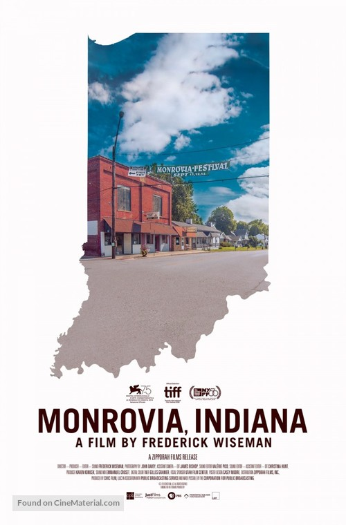 Monrovia, Indiana - Movie Poster