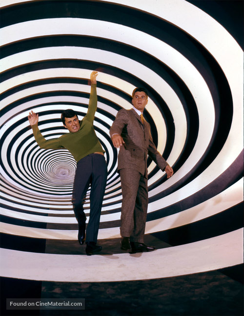 """""""The Time Tunnel"""" - Key art"""