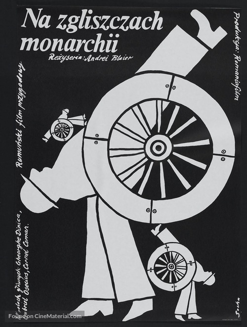 Prin cenusa imperiului - Polish Movie Poster