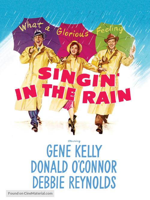 Singin' in the Rain - DVD movie cover