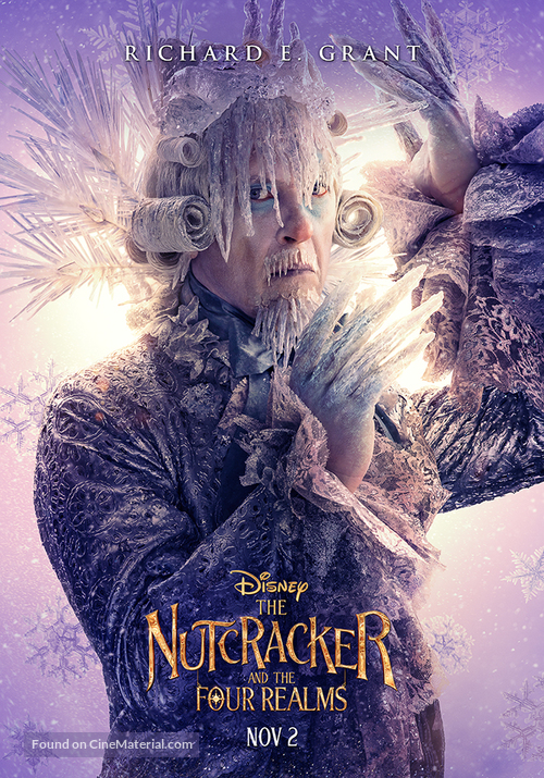 The Nutcracker And The Four Realms 2018 Movie Poster