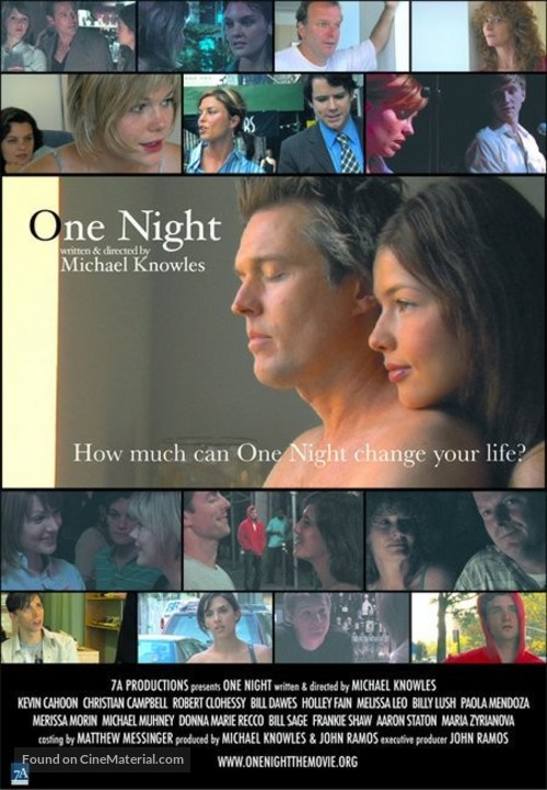 One Night - Movie Poster