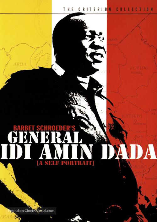 Gènèral Idi Amin Dada: Autoportrait - DVD movie cover