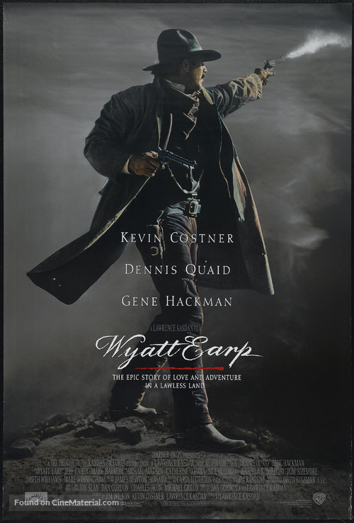 Wyatt Earp - Movie Poster